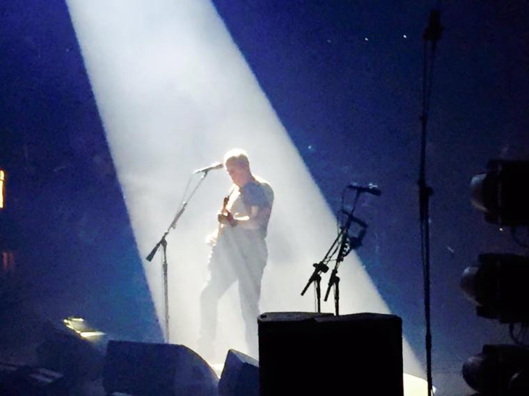 Pink Floyd's David Gilmour Gig Review