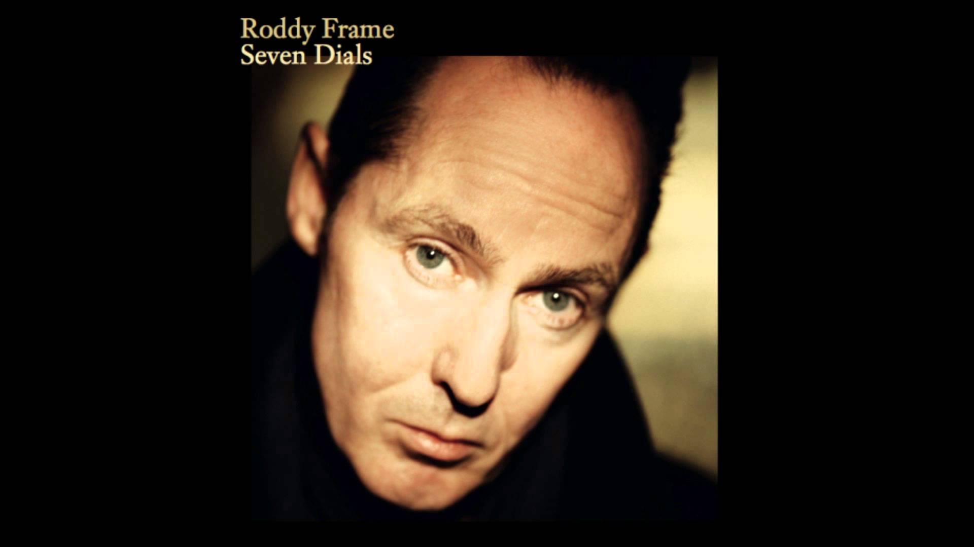 RODDY FRAME – BIRMINGHAM TOWN HALL