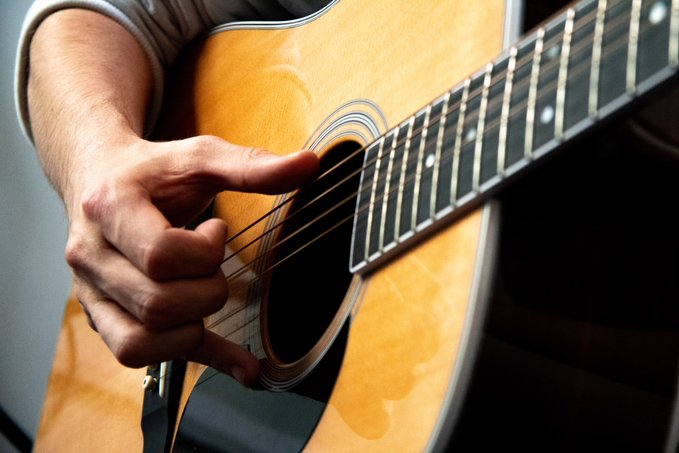 Guitar Lessons Camden Town