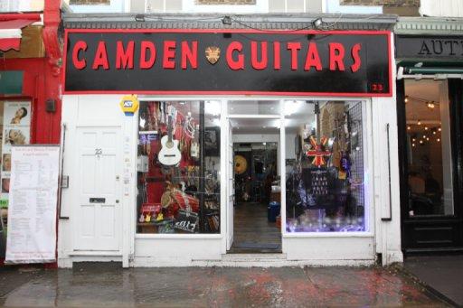 camden guitars