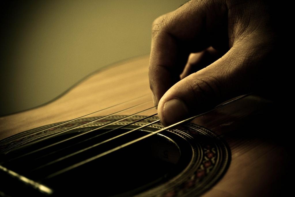 Fingerstyle in London - Folk Fingerstyle - Fingerstyle Guitar Lessons - Acoustic London