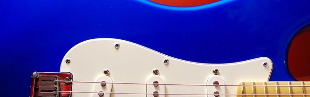 guitar shops Camden