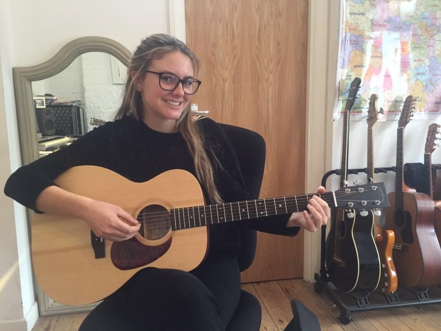 guitar lessons Kensington