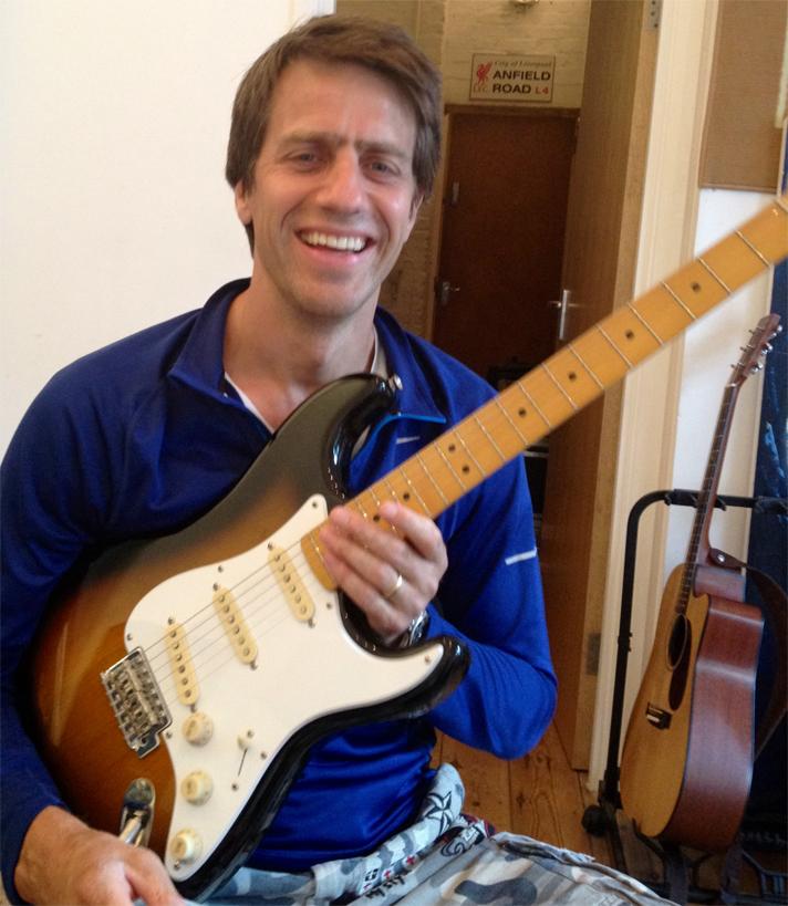 Guitar Lessons West London