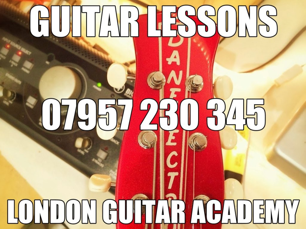 Guitar Lessons in Queens Park, Kensal Rise, Kilburn Notting Hill, Portobello, Ladbroke Grove