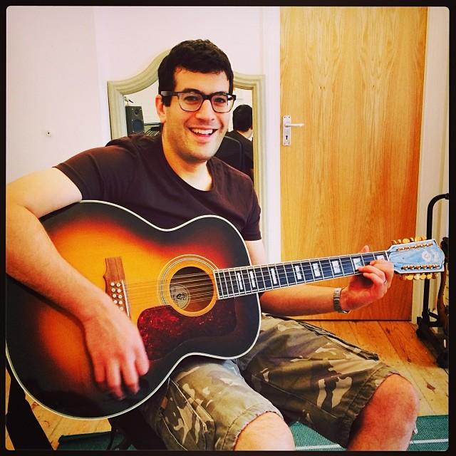 London Guitar Academy Pupil Nick