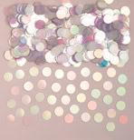 Irridiscent Dazzle Dots Table Confetti