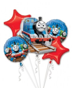 Thomas & Friends Helium Filled Balloon Bouquet