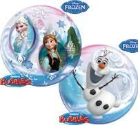 "Disney Frozen 22"" Bubble Balloon"