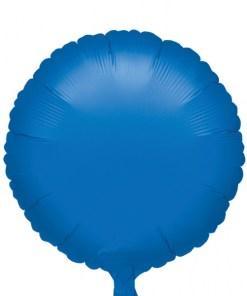 Metallic blue Helium Filled Foil Balloon