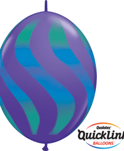 Striped Linking Balloons
