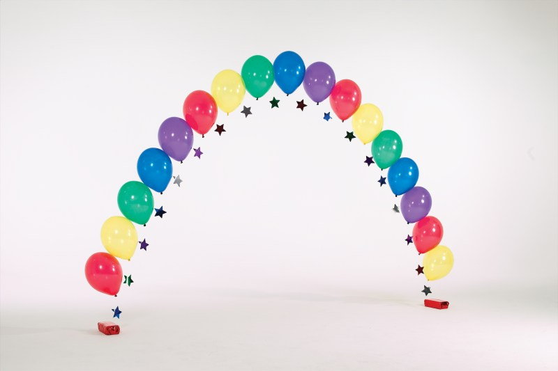 Helium balloons delivered in London
