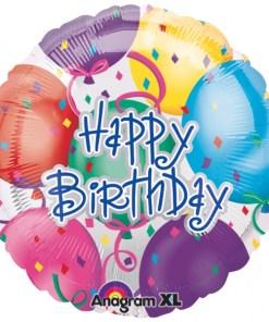 Birthday Balloons at London Helium Balloons