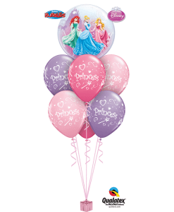 Disney Princess Bouquet at London Helium Balloons
