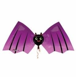 little bat junior shape  Helium Filled Foil Balloon
