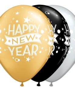 New Year Latex