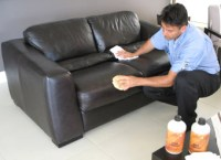 Leather Sofa Cleaning London