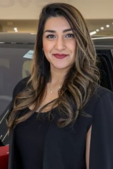 Preet Johal - Business Manager