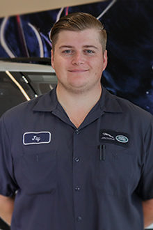 Jay Cox - Lot/Wash Attendant