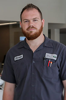 Jamieson Howes - Technician