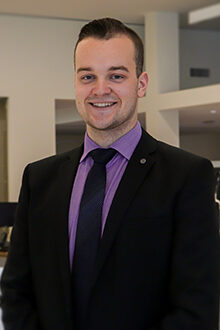 Spencer Clough - Sales & Leasing, EV Specialist