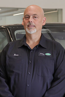 Russ Dollery - Parts Manager