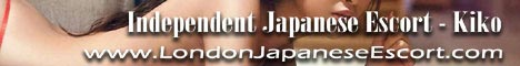 London Japanese Escort