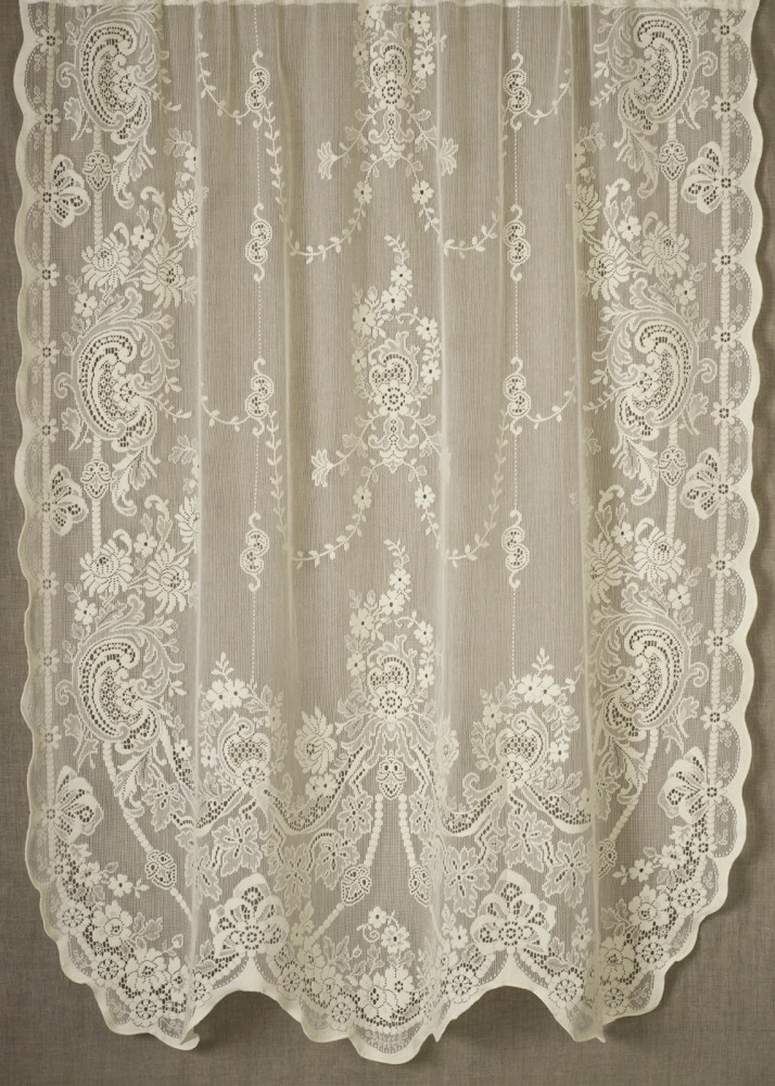London Lace Curtains Specializing In The Finest Scottish And
