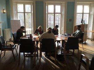 creative writing workshops london