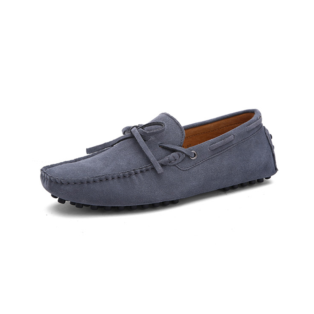 Mens Suede Slip On Shoes Uk