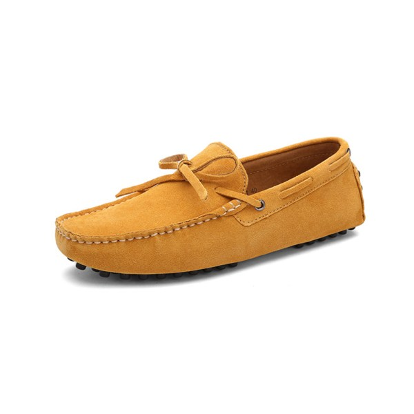 mens yellow driving shoes loafers – suede driving shoes chelsea london loafers