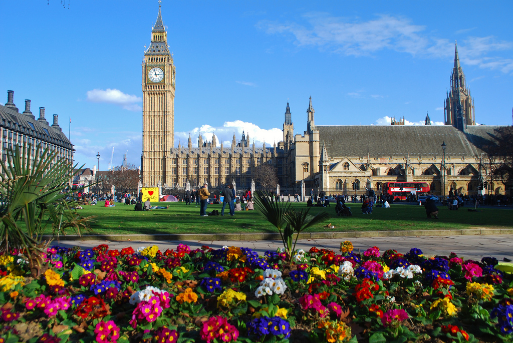Spring Has Arrived In London London Tours