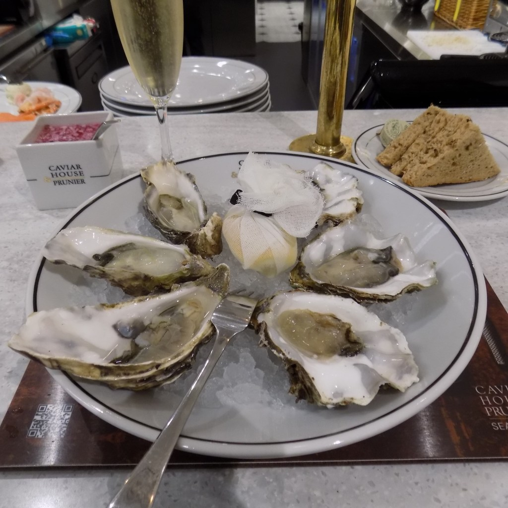 2018 highlights oysters
