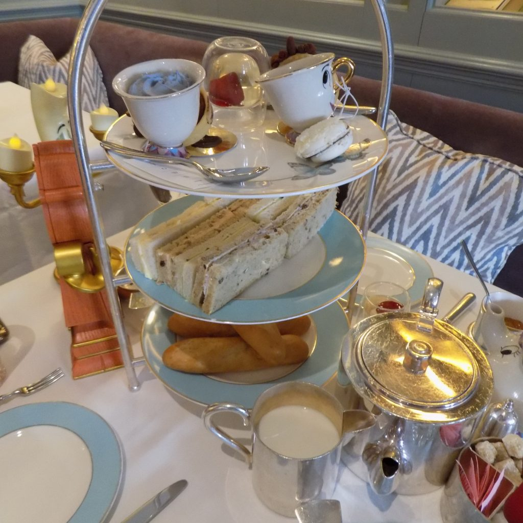 April tale as old as time afternoon tea