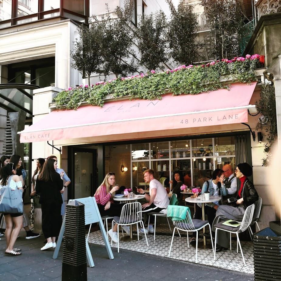 2018 highlights, Elan cafe