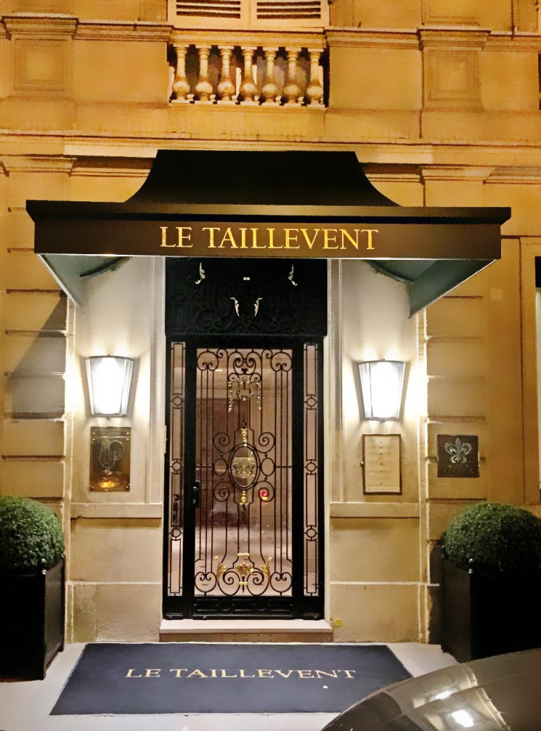 Taillevent Paris