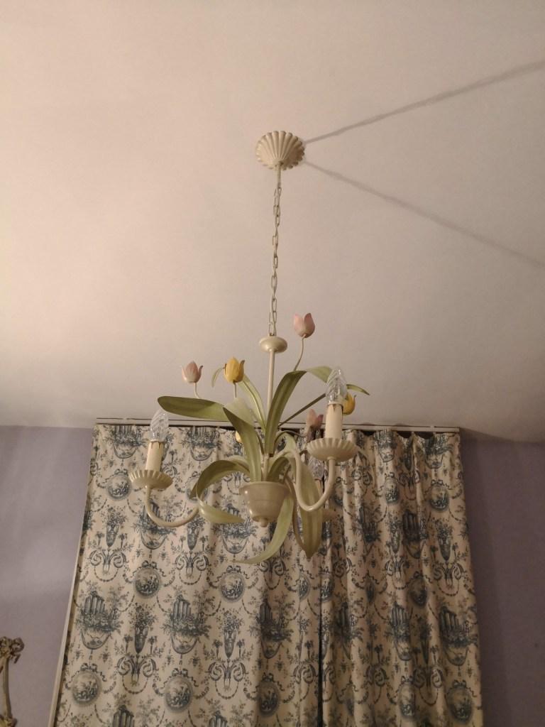 hotel Chopin light feature