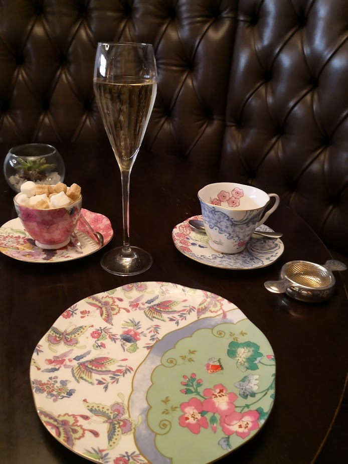 Royal Wedding afternoon tea china