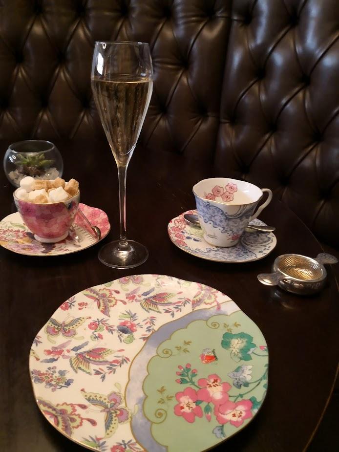 Royal Wedding afternoon tea china
