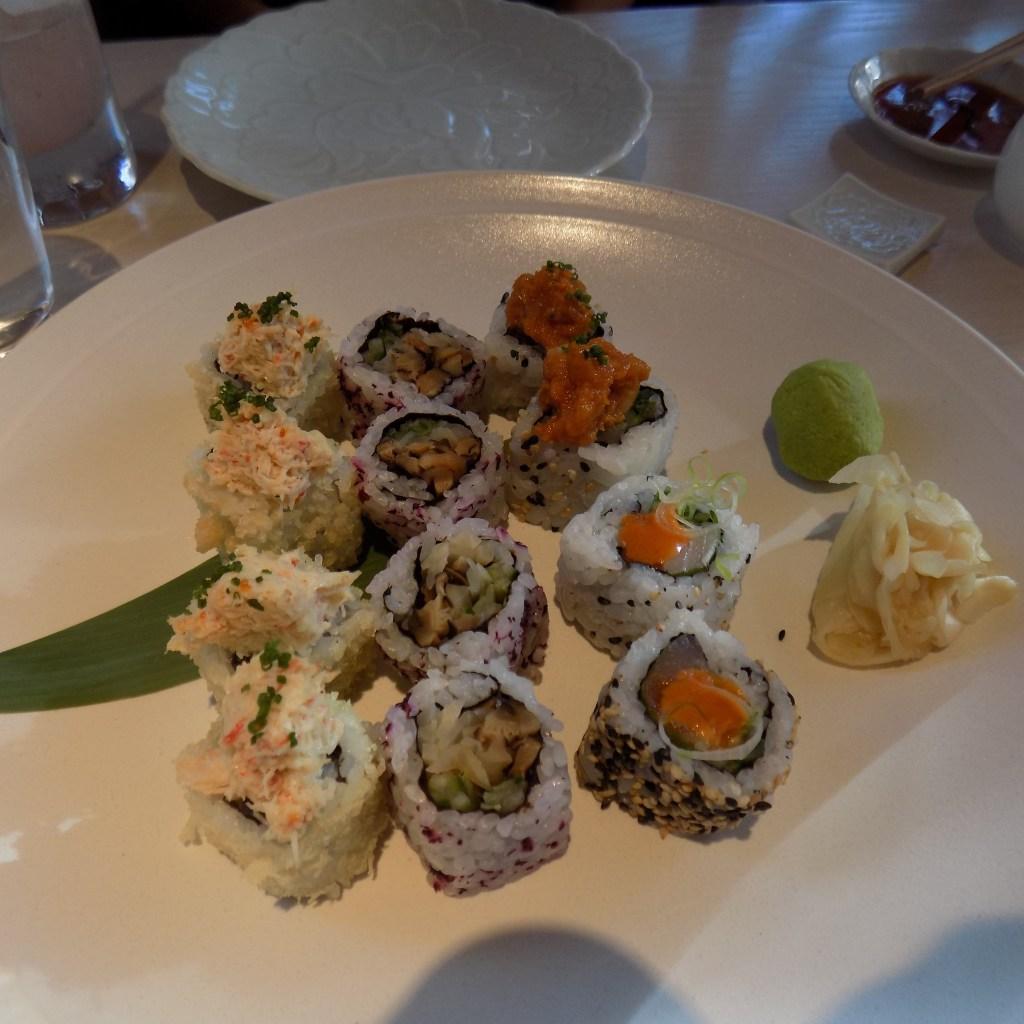 Umai sushi Saturday
