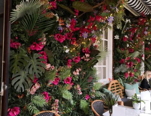 Spring Jungle at Dalloway Terrace