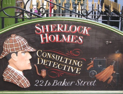 Fascinating museums in London, Sherlock Holmes