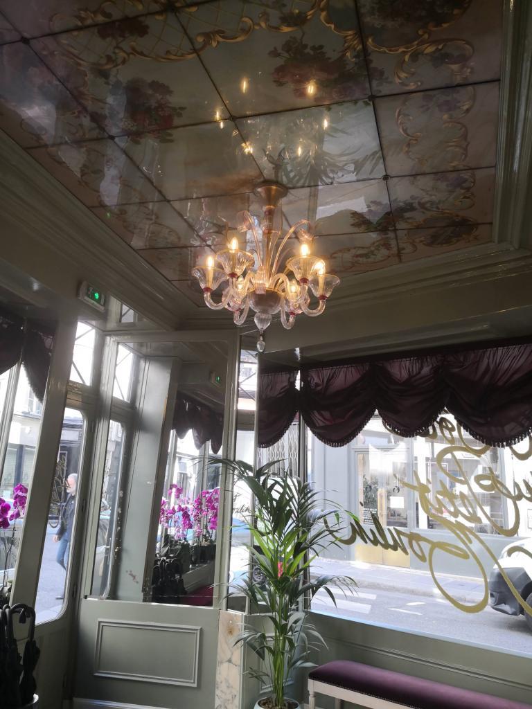 Hotel du Petit Moulin reception
