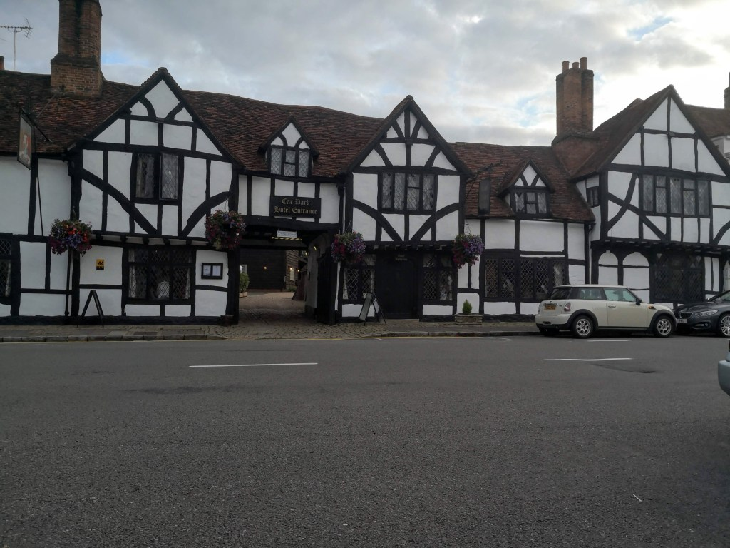 The Crown Inn Old Amersham