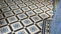 Victorian Floor Tiles | Tiles on Sheets | Geometric ...