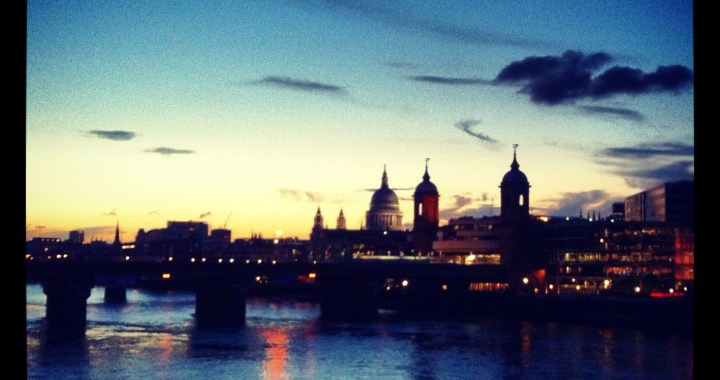 One Month in London: First Impressions
