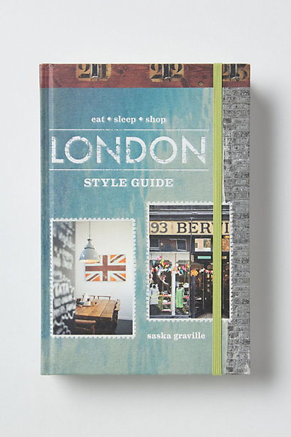 London Style Guide £16.99 from Anthropologie