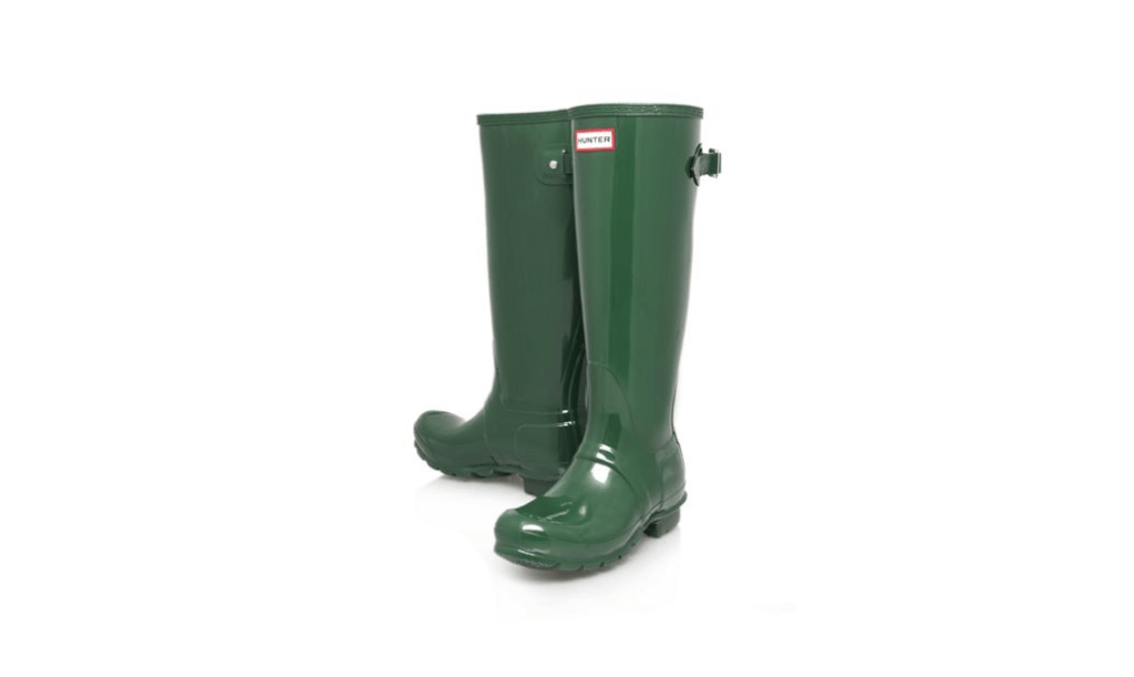 Hunter Boots £85-£100 from House of Fraser