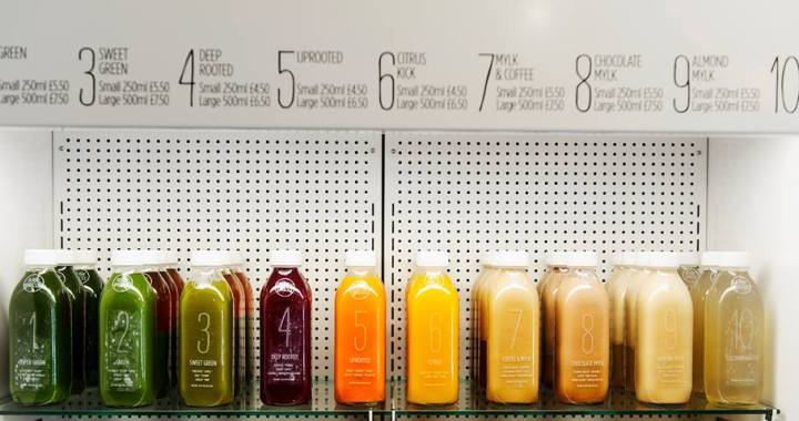 Best Smoothie & Juice Bars in London