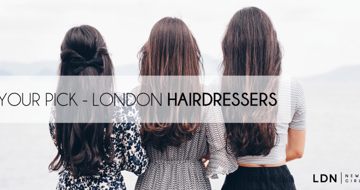Finding a great hairdresser in London